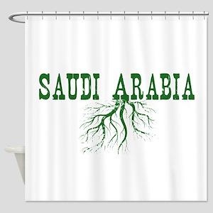 Saudi Arabia Shower Curtain