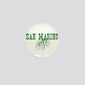 San Marino Mini Button