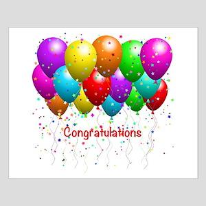 Congratulations Balloons Posters