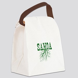 Samoa Roots Canvas Lunch Bag