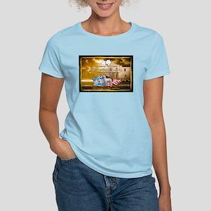 Women's Light T-Shirt~DACA Show Poster Design
