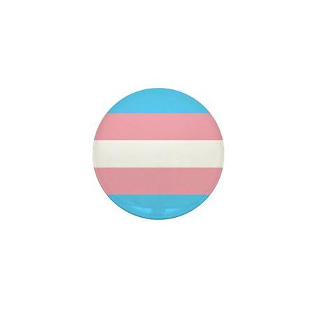 Transgender Pride Flag Mini Button