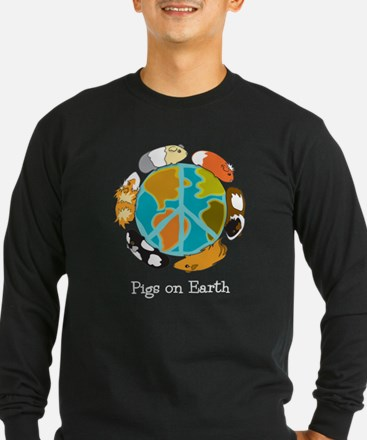 Pigs on Earth T