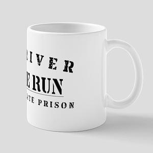 On The Run - Fox River Mug