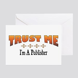 Trust Publisher Greeting Cards (Pk of 10)