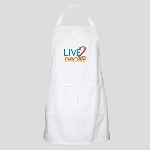 Live 2 Drone Light Apron
