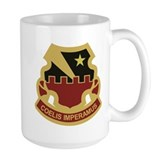 32nd air defense artillery Large Mugs (15 oz)