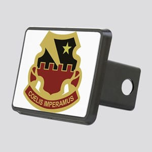 60th Air Defense Artillery Rectangular Hitch Cover