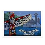 Vancouver Canada Souvenir Postcards (Package of 8)