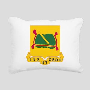 716th Military Police Ba Rectangular Canvas Pillow