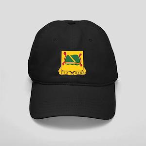 716th Military Police Battalion DUI Black Cap