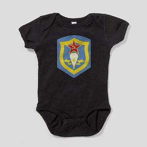 The Soviet Airborne Regiment Baby Bodysuit