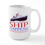 Ship Happens Mug