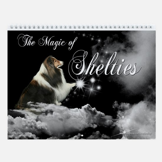 The Magic of SheltiesCalendar
