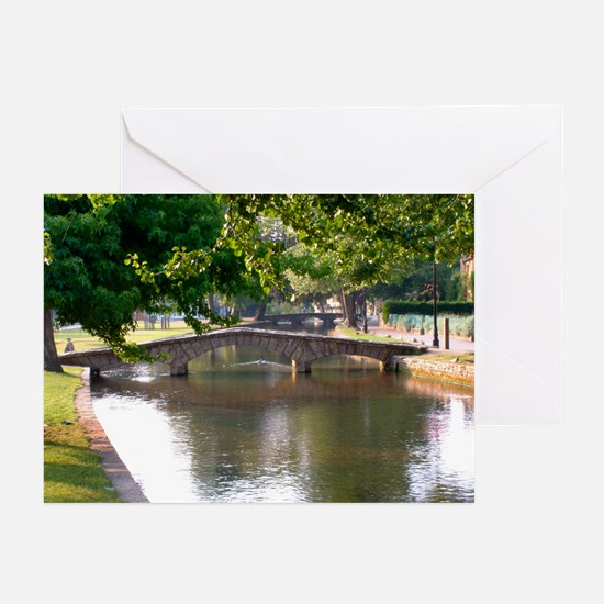 Bourton-On-The-Water Greeting Cards (Pk of 10)