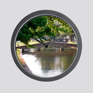 Bourton-On-The-Water Wall Clock