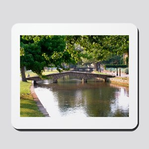 Bourton-On-The-Water Mousepad