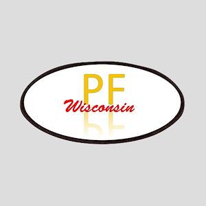 PF WISCONSIN Patch