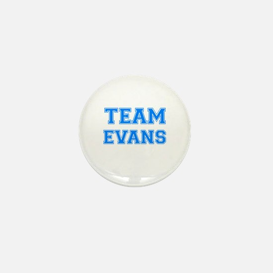 TEAM EVANS Mini Button