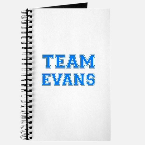 TEAM EVANS Journal