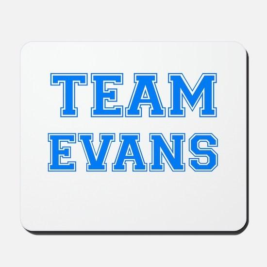 TEAM EVANS Mousepad