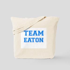 TEAM EATON Tote Bag
