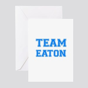 TEAM EATON Greeting Cards (Pk of 10)
