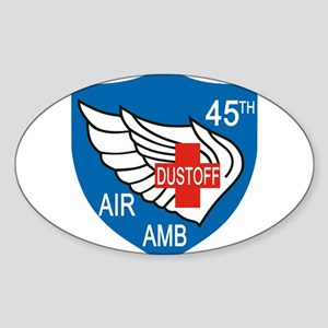 45th Medical Dustoff Patch Sticker