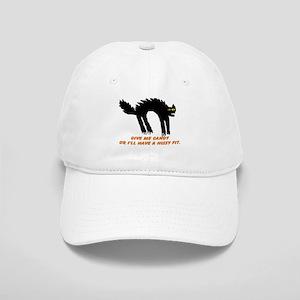 Halloween Hissy Cap