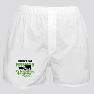Vegan Friends Boxer Shorts