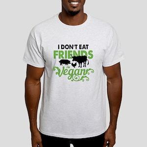 Vegan Friends Light T-Shirt