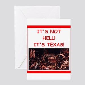 Hate texas greeting cards cafepress texas greeting cards m4hsunfo