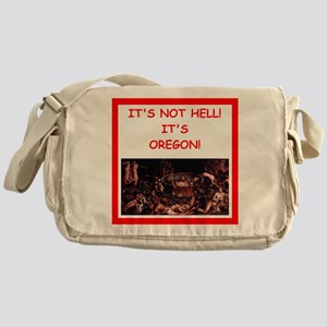 oregon Messenger Bag