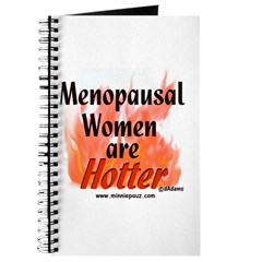 Menopausal Women are Hotter! Journal