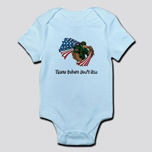 Custom Flag and Eagle Body Suit