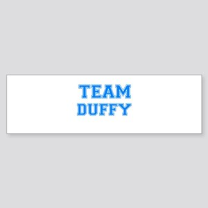 TEAM DUFFY Bumper Sticker