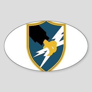 Army Security Agency Insignia Sticker