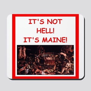 maine Mousepad