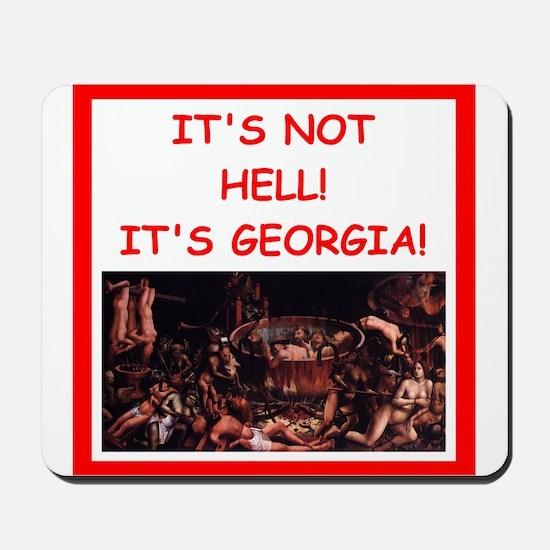 georgia Mousepad