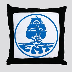 CV-6 USS ENTERPRISE Multi-Purpose Air Throw Pillow