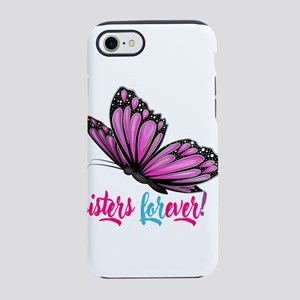 sisters forever iPhone 7 Tough Case
