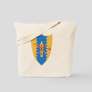 4th Cavalry Regiment Tote Bag