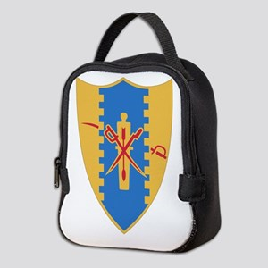 4th Cavalry Regiment Neoprene Lunch Bag