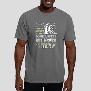 This Girl Loves Camping T Shirt T-Shirt