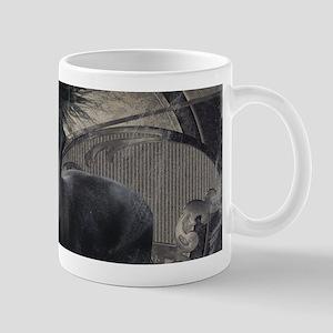 Gothic Friesian Horse Mugs