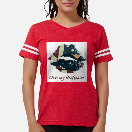 Firefighter Kiss Ash Grey T-Shirt