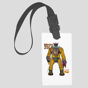 Marvel Comics Zola Retro Large Luggage Tag