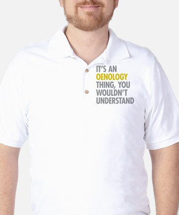 Its A Oneology Thing Golf Shirt