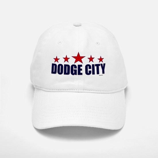 Dodge City Baseball Baseball Cap