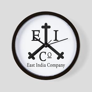 East India Co. Wall Clock